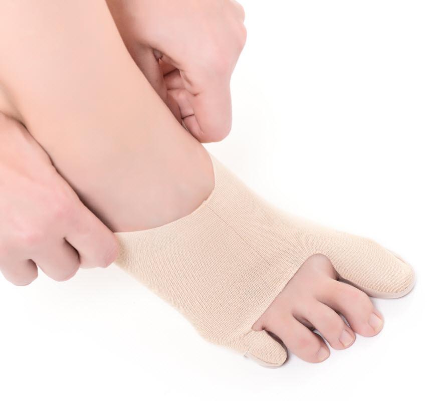 BunionETTE Bootie Pain Relief